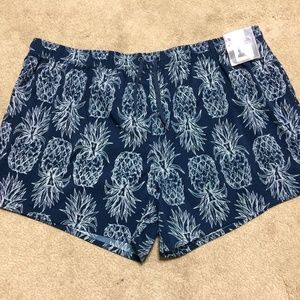 Lauren James Printed Shorts